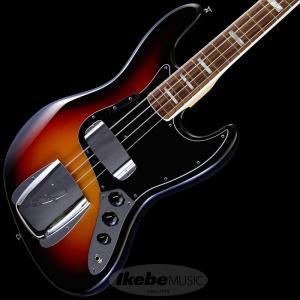 Fender USA American Vintage '74 Jazz Bass (3-Color Sunburst/Rosewood) 【特価】 shibuya-ikebe