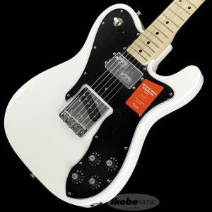Fender Made in Japan Traditional 70s Telecaster Custom (Arctic White/Maple)|shibuya-ikebe