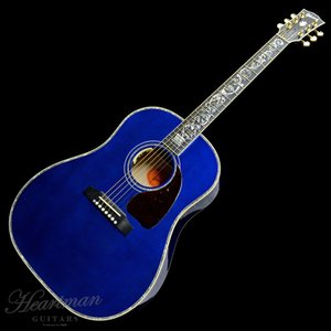 Gibson ギブソン LTD J-45 VINE Custom VIPER BLUE 【#1282...