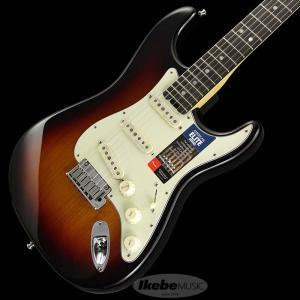 Fender USA American Elite Stratocaster (3TSB/Ebony...
