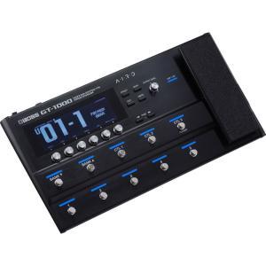 GT-1000 Guitar Effects Processor は、音質と表現力を極限まで追求し、...