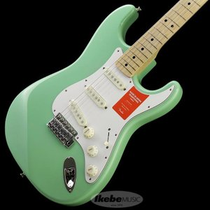 Fender フェンダー ストラトキャスター Made in Japan Traditional 70s Stratocaster (Surf Green/M) 廃番特価|shibuya-ikebe