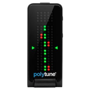 TC electronic ポリフォニックチューナー POLYTUNE CLIP BLACK 国内正...