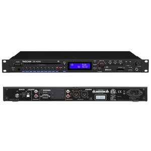 BluetoothR/AM・FMチューナー搭載CD/SD/USBプレーヤー