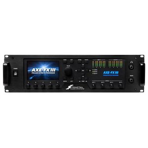 FRACTAL AUDIO SYSTEMS フラクタル Axe-Fx III *即納可能*|shibuya-ikebe