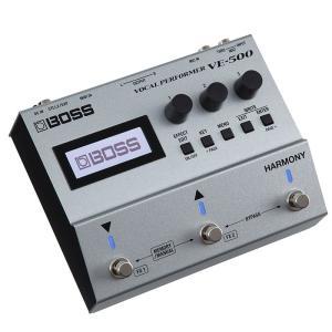BOSS / VE-500 (Vocal Guitar Effector)|shibuya-ikebe