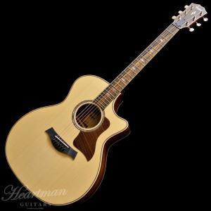 テイラーがアコースティックギターの新たな世界を切り開く!斬新なブレーシングパターンを用いたV-Cla...