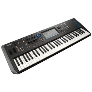 YAMAHA / MODX6(61鍵盤)(MONTAGE直系・軽量シンセ)(初回入荷完売!予約商品:次回入荷11月末頃予定)『期間限定!MODX発売記念キャンペーン(要応募)』|shibuya-ikebe