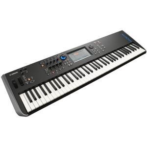 YAMAHA / MODX7(76鍵盤)(MONTAGE直系・軽量シンセ)(初回入荷完売!予約商品:次回入荷11月末頃予定)『期間限定!MODX発売記念キャンペーン(要応募)』|shibuya-ikebe