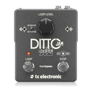 TC Electronic ルーパー DITTO JAM X2 LOOPER|shibuya-ikebe