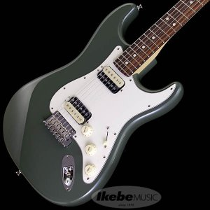 Fender USA American Professional Stratocaster HH Shawbucker (Antique Olive/R)【チョイキズ特価】|shibuya-ikebe