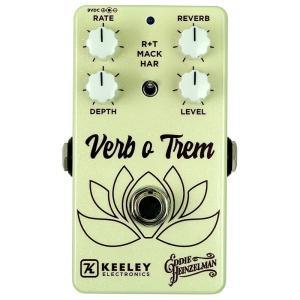 Keeley Electronics Custom Shop限定モデル。  Verb o Tremは...