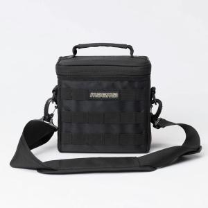 MAGMA / 45 Record-Bag 50 Black (7インチレコード用バッグ)|shibuya-ikebe