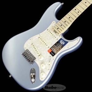 Fender フェンダー エレキギターAmerican Elite Stratocaster (Sa...