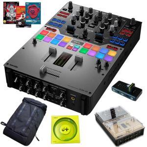 Pioneer DJ /DJM-S9-S + 持ち運び用キャリングバックパック + アクセサリー7点セット (2019年DMC大会開催記念特価)|shibuya-ikebe