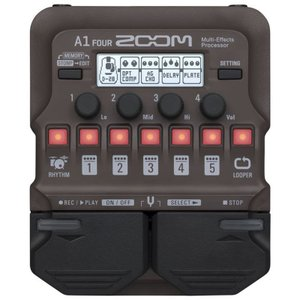 ZOOM A1 FOUR [Multi-Effects Processor]|shibuya-ikebe