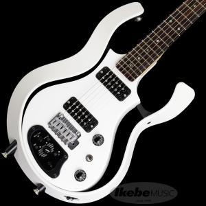 VOX モデリング・エレキギター Starstream Type 1 Plus Mahogany White VSS-1P-MH-WH  特価|shibuya-ikebe