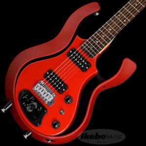 VOX モデリング・エレキギター Starstream Type 1 Plus Mahogany Red VSS-1P-MH-RD  特価|shibuya-ikebe