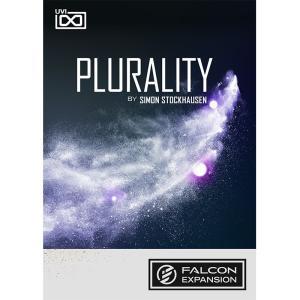 UVI / Plurality for Falcon 2(FALCON 2専用エクスパンション)(オンライン納品専用)  ※代引き不可|shibuya-ikebe