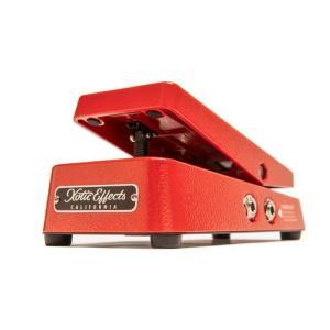 Xotic エキゾチック ボリュームペダル XVP-25K (Red Case) [Low Impedance Volume Pedal]|shibuya-ikebe