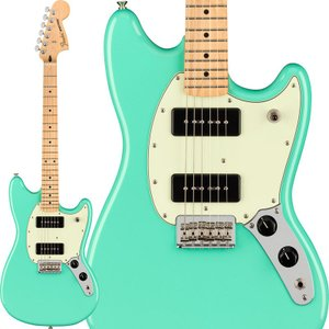 Fender フェンダー エレキギター Player Mustang 90 (Seafoam Gre...