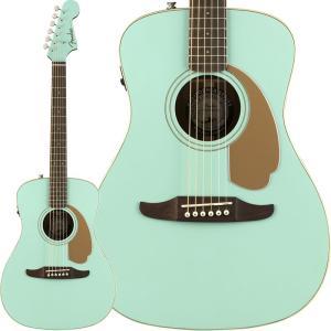 Fender Acoustics フェンダー Malibu Player (Aqua Splash)...
