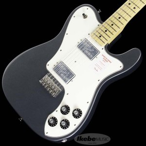 Fender MIJ Hybrid Telecaster Deluxe (Charcoal Fros...