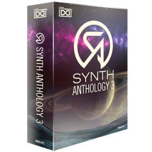 UVI / Synth Anthology 3(オンライン納品専用)※代引き不可(期間限定!UVI ブラックフライデーセール)(2020年12月3日正午まで)の画像