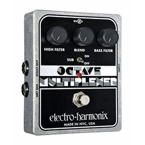 Electro Harmonix OCTAVE MULTIPLEXER|shibuya-ikebe