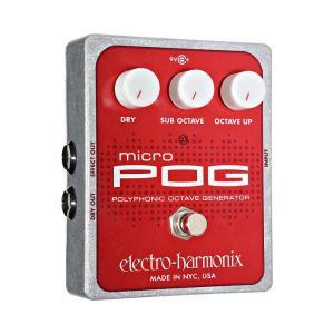 Electro Harmonix MICRO POG|shibuya-ikebe