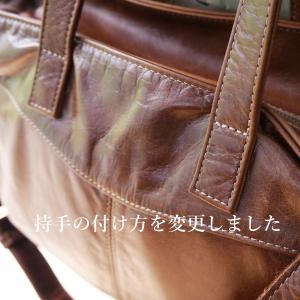 ボストンバッグ 革 ショルダー付き クラシコ2 305020|shibuya-kabankoubou|05