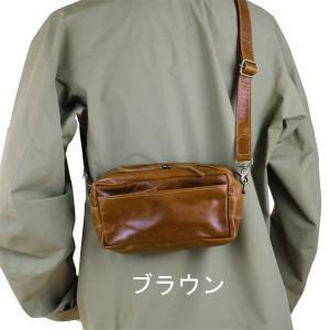 ショルダーバッグ 革 レディース メンズ クラシコ2 305111 shibuya-kabankoubou 03
