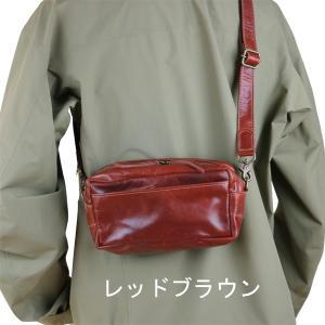ショルダーバッグ 革 レディース メンズ クラシコ2 305111 shibuya-kabankoubou 04
