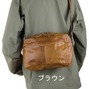 ショルダーバッグ 革 クラシコ2 レディース メンズ 305122 shibuya-kabankoubou 03