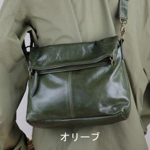 ショルダーバッグ 革 レディース メンズ 2Way クラシコ2  305124|shibuya-kabankoubou|07
