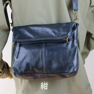 ショルダーバッグ 革 レディース メンズ 2Way クラシコ2  305124|shibuya-kabankoubou|08