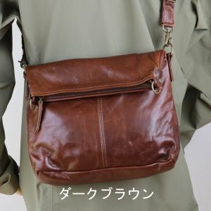 ショルダーバッグ 革 レディース メンズ 2Way クラシコ2  305124|shibuya-kabankoubou|09