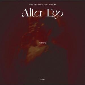 【コラボカフェメンバー参加回応募対象】ORβIT 2nd MINI ALBUM『Alter Ego』(INSIDE盤)|shibuya-tsutaya-net