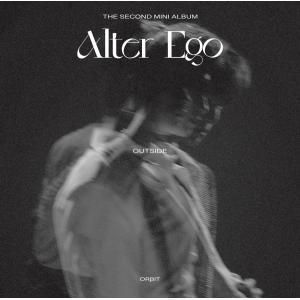 【コラボカフェメンバー参加回応募対象】ORβIT 2nd MINI ALBUM『Alter Ego』(OUTSIDE盤)|shibuya-tsutaya-net