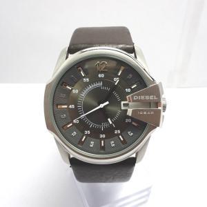 Ft535341 ディーゼル 腕時計 DZ-1206 グレー×シルバー系 グレー文字盤 メンズ DI...
