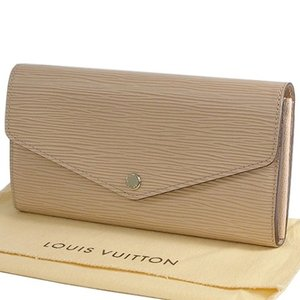 ◆ミウラ◆ルイヴィトン エピ ポルトフォイユ サラ 長財布 デュンヌ M60724 未使用 shichi-miura