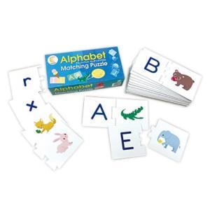 Alphabet Matching Puzzle〜アルファベットマッチングパズル|shichida