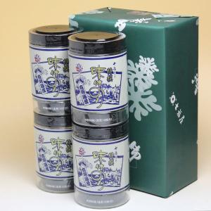 海苔ギフト4本詰 卓-4 shichifukuya