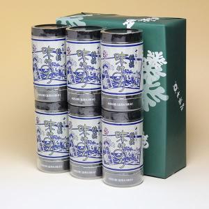 贈答用味付け海苔 味-6 shichifukuya