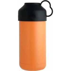 リビング ペットボトル クーラー 500ml・600ml 用  オレンジ Be-Side PETBOTTLE COOLER 410494|shichikuya