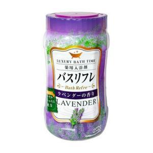 ライオンケミカル 薬用入浴剤 バスリフレN ラベンダーの香り 本体 680g |shichikuya