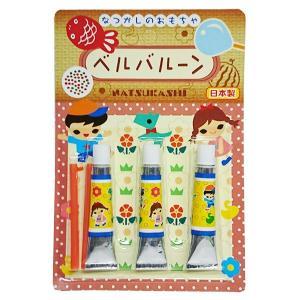 オンダ なつかしのおもちゃ ベルバルーン 【日本製】|shichikuya