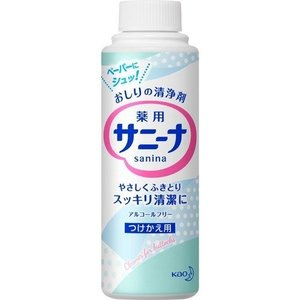 サニーナ つけかえ用  90mL 【医薬部外品】 花王 shichikuya