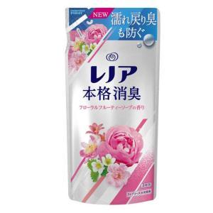 P&G レノア本格消臭 つめかえ用 フローラルフルーティーソープの香り420mL|shichikuya