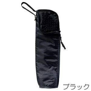 SUSU(スウスウ) 傘ケース 抗菌スマート 折り畳み傘用 ブラック CONDOR(山崎産業)